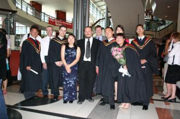 2007 Seneca BSD Graduation