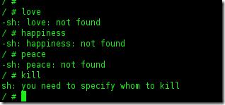 linux-evil